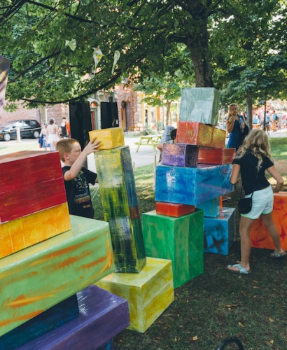 8 Ways To Have A Magical Time at Art In The Open 24