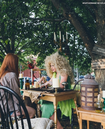 8 Ways To Have A Magical Time at Art In The Open 25