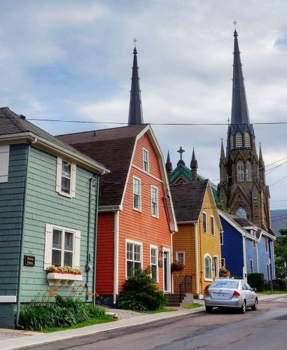 Swoon-Worthy Streetscapes of Charlottetown 3