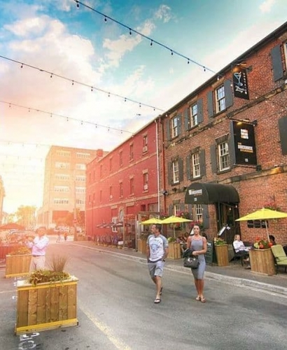 Swoon-Worthy Streetscapes of Charlottetown 8