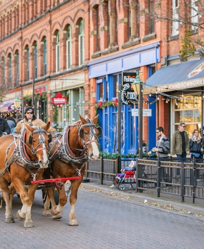 Top 10 Reasons to Kick-Off the Holiday Season at Victorian Christmas Weekend in Charlottetown! 1