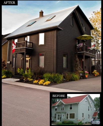How I Came To Transform A Vintage Home In Charlottetown, PEI 7