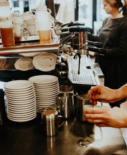 Receiver Coffee Co. 1
