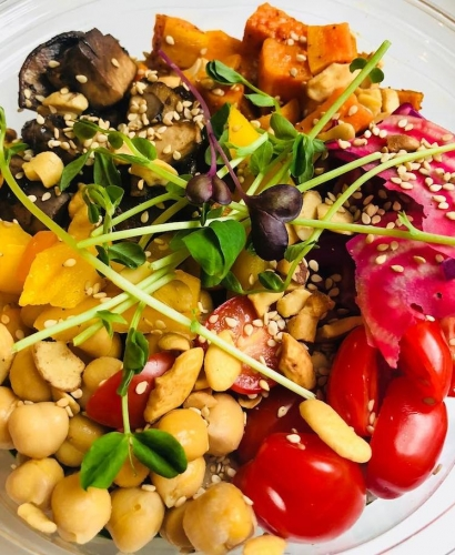 Vegetarian and Vegan-Friendly Spots in Charlottetown 4