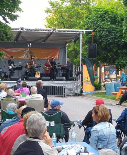 TD PEI Jazz and Blues Festival