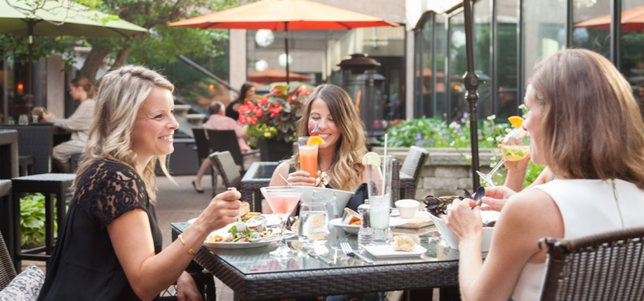 The Ultimate Charlottetown Patio List : 10 Places To Eat & Drink Outside This Summer 4