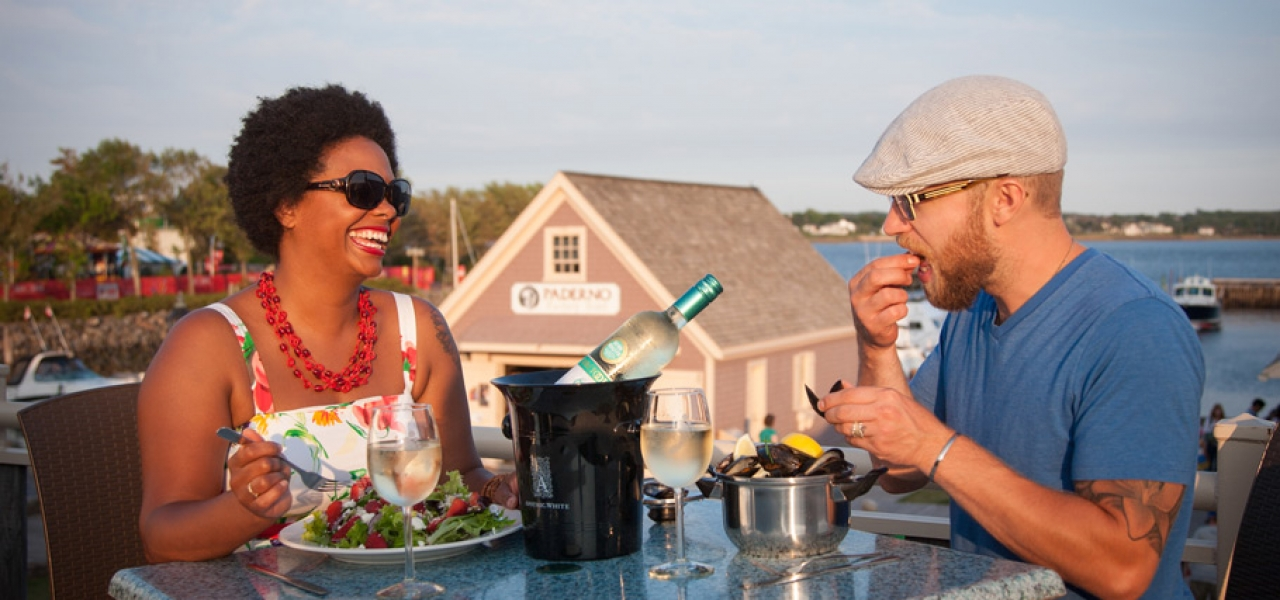 The Ultimate Charlottetown Patio List : 10 Places To Eat & Drink Outside This Summer 5