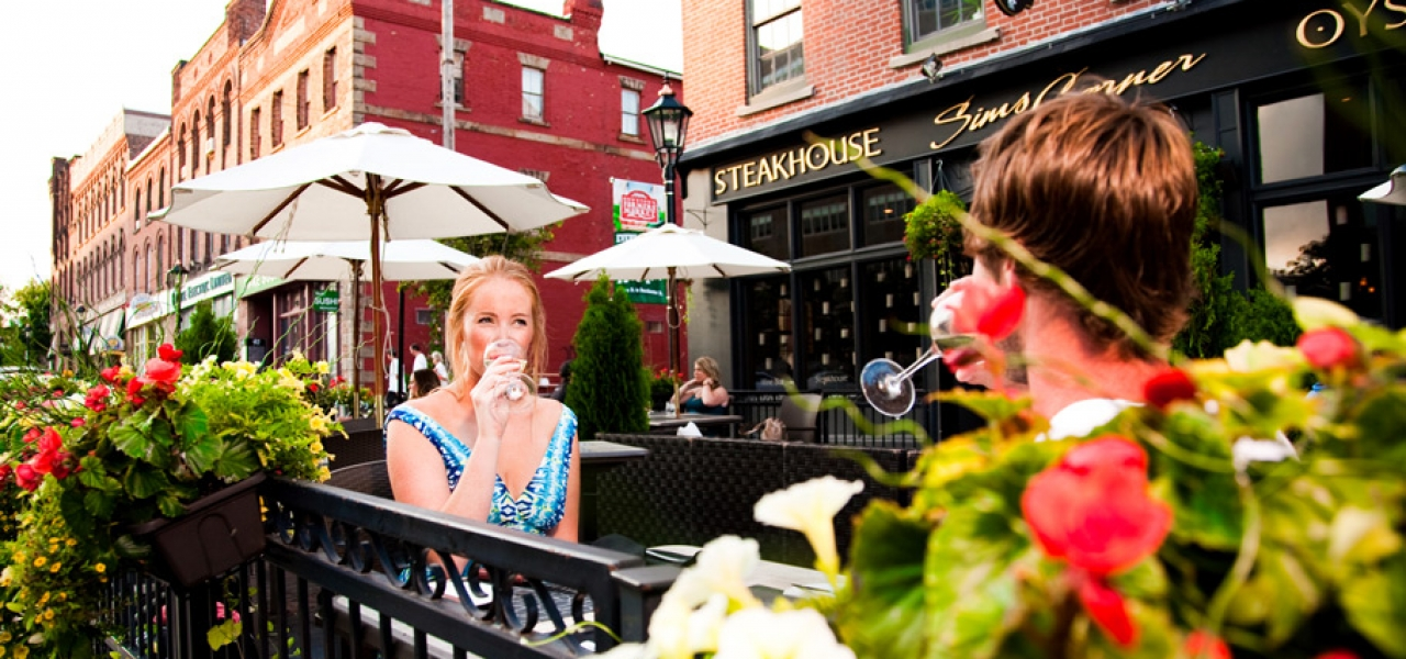 The Ultimate Charlottetown Patio List : 10 Places To Eat & Drink Outside This Summer 8