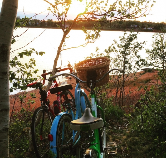 Top Tips For Cycling In Charlottetown & PEI 1