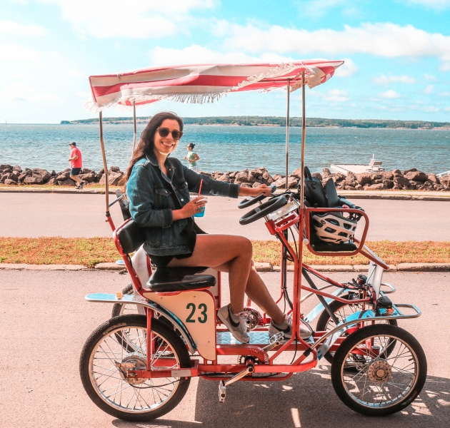 8 Reasons to Make Charlottetown Your Home Away From Home, PEI, Outdoor, Adventure, Waterfront, cycling,