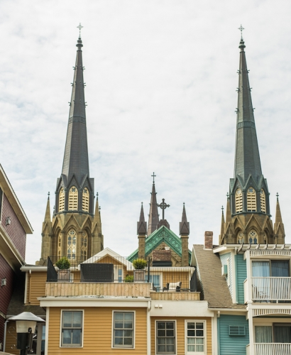 Charlottetown, Prince Edward Island, Downtown, Street, View, Basilica, Culture, Church, Walk, Stroll, City, Heritage, History, Top Reasons to Take a Stroll in Charlottetown 15
