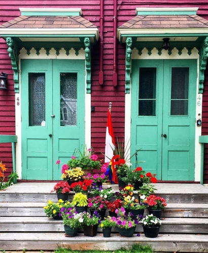 Downtown, Charlottetown, City, PEI, Prince Edward Island, Heritage Home, Colourful, Walkable, City, Streets, Canada, Quaint, Home, Stroll, Walk, Explore, Top Reasons to Take a Stroll in Charlottetown, Visit, City, Travel, Vacation, Destination, map