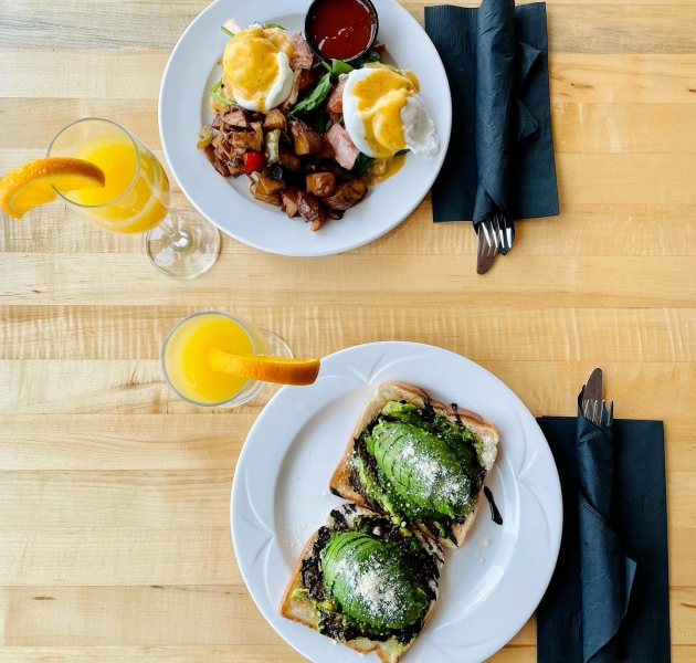 Your Best Bet for Brunch in Charlottetown 12