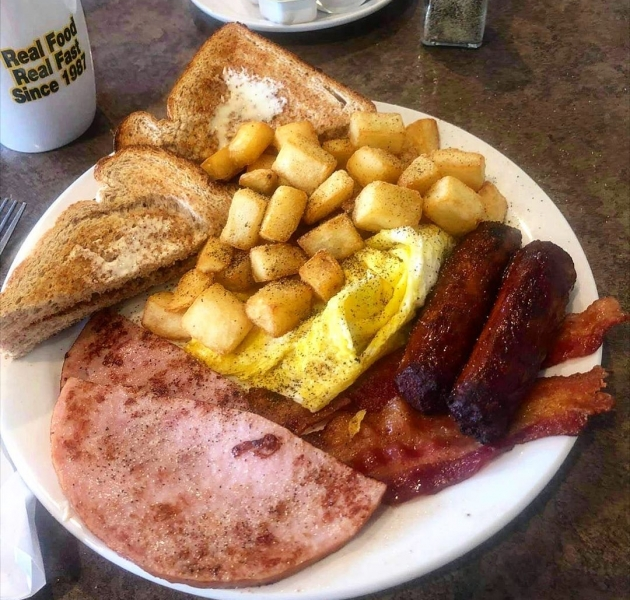 Your Best Bet for Brunch in Charlottetown 7